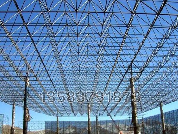 钢结构网架材料可100%回收,其他配套材料也可大部分回收