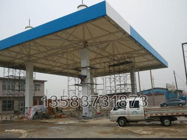 常适合工期紧,需要短时间投入运营的加油站工程