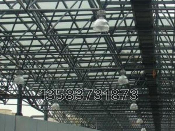 大型网架同时还具有可随意拆除和建造的特点,具有良好的环保性