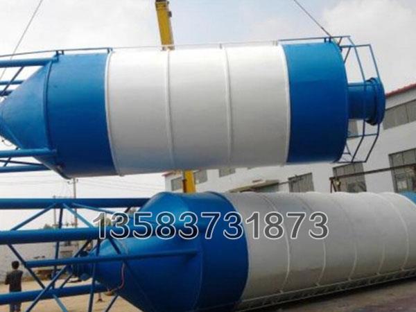 散装水泥仓是一种类椎型封闭式的物料储存罐体,适合储存粮食、水泥、粉煤灰等各种物料