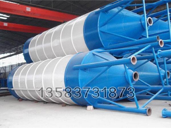 100吨水泥罐适合于中等规模以上的建筑施工