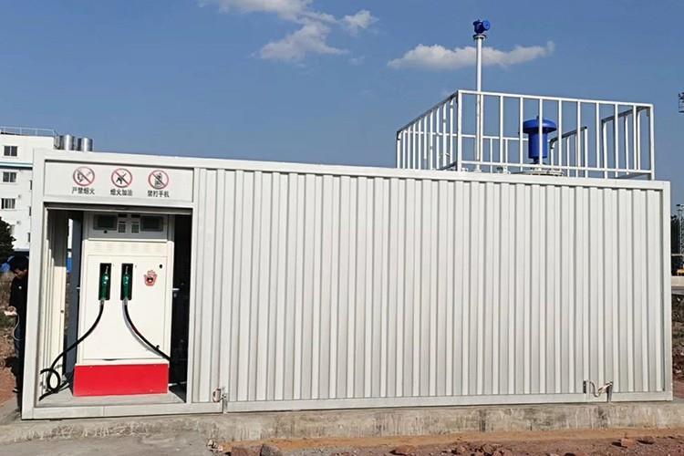 关于防爆撬装加油站设备安装的冷知识 你懂多少